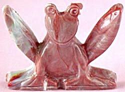 Cracker Jack Toy Prize: Frog (Image1)