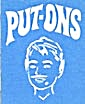 Cracker Jack Toy Prize: Put-ons