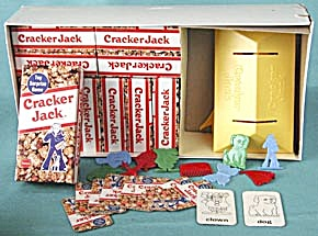 Vintage Cracker Jack Game (Image1)