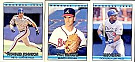 Cracker Jack Toy Prize: Baseball Cards (Image1)