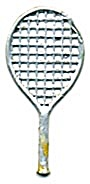 Cracker Jack Toy Prize: Metal Tennis Racket (Image1)