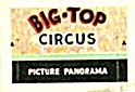 Cracker Jack Toy Prize: Panorama Big Top Circus