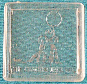 Cracker Jack Toy Prize: Seal Tilter