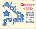 Cracker Jack Toy Prize: Picture Graphics