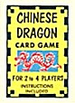 Cracker Jack Toy Prize: Chinese Dragon Card Game (Image1)