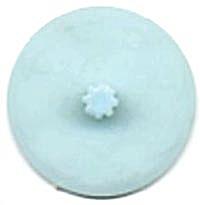 Cracker Jack Toy Prize: Blue Spinner Game (Image1)