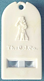 Cracker Jack Toy Prize: Tube Whistle (Image1)