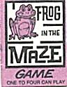 Cracker Jack Toy Prize: Frog Maze (Image1)