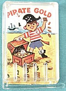 Cracker Jack Toy Prize: Pinball Pirate Gold (Image1)