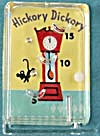 Cracker Jack Toy Prize: Pinball Hickory Dickory Dock (Image1)