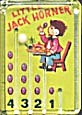 Cracker Jack Toy Prize: Pinball Little Jack Horner
