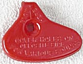 Cracker Jack Toy Prize: Ocarina