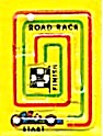 Cracker Jack Toy Prize: Road Race Dexterity Game