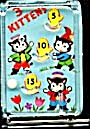 Cracker Jack Toy Prize: 3 Kittens (Image1)