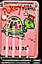 Cracker Jack Toy Prize: Pinball Pokey The Turtle (Image1)