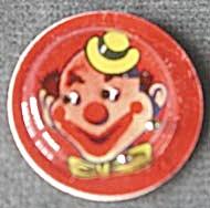 Cracker Jack Toy Prize: Clown Dexterity Game (Image1)