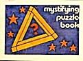Cracker Jack Toy Prize: Mystifying Puzzle