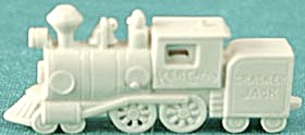 Cracker Jack Toy Prize: Locomotive & Coal Tender (Image1)
