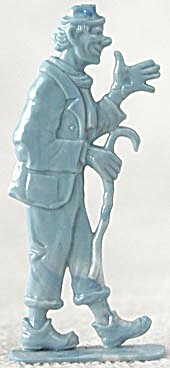 Cracker Jack Toy Prize: Hobo with Cane (Image1)