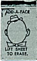 Cracker Jack Toy Prize: Lift To Erase Man (Image1)
