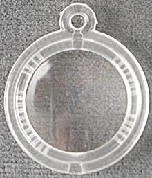 Cracker Jack Toy Prize: Magnifier (Image1)
