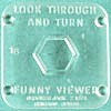 Cracker Jack Toy Prize: Funny Viewer (Image1)