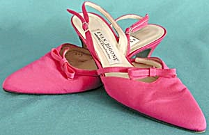 Evan Picone Pink Shoes (Image1)