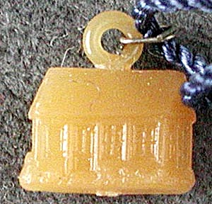 Vintage Celluloid Cottage Charm