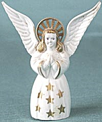 Vintage Angel Christmas Decoration (Image1)