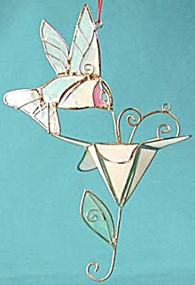 Vintage Hummingbird  Christmas Ornament (Image1)