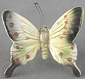 China Clip Butterfly Christmas Ornament (Image1)