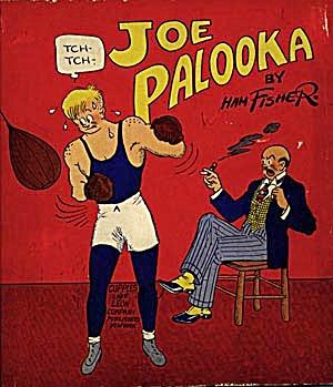 Vintage Joe Palooka (Image1)