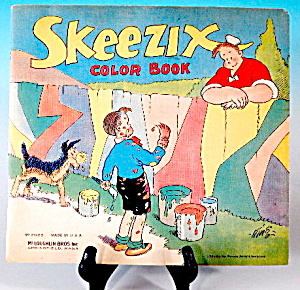 Skeezix Color Book