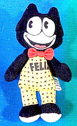 Felix The Cat Plush Toy