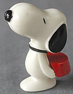 Vintage Snoopy, Peanuts Whistle (Image1)