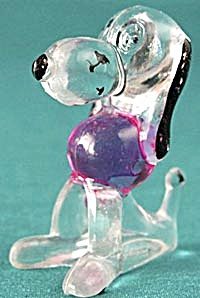 Vintage Acrylic Snoopy (Image1)