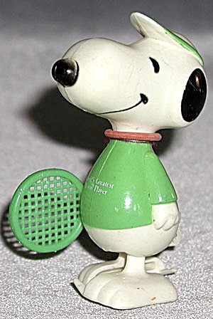 Vintage Snoopy Tennis Player Walker (Image1)