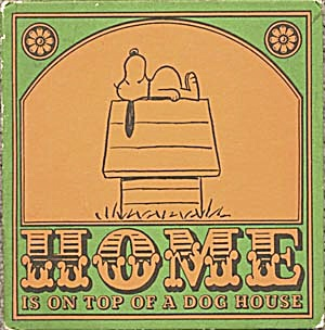 Book: Home Is On Top Of A Dog House (Image1)