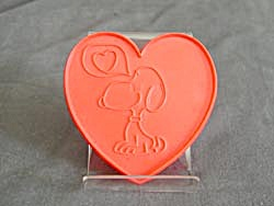 Vintage Snoopy & Charlie Brown Cookie Cutters (Image1)