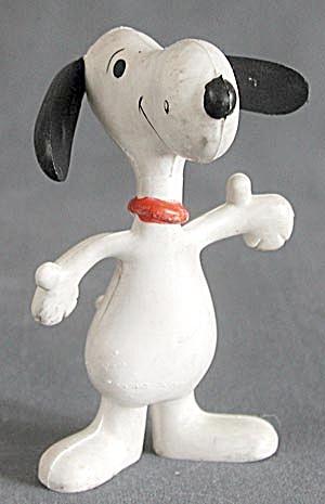 Vintage Snoopy Bendie (Image1)