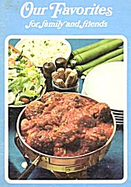 Our Favorites for Family and Friends Cookbook (Image1)