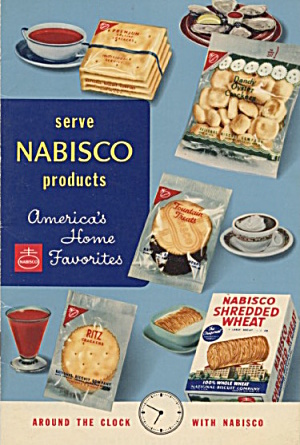 Serve Nabisco Products Around The Clock