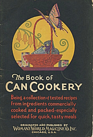 The Book Of Can Cookery