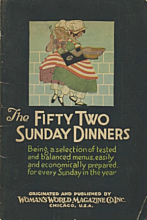 The Fifty Two Sunday Dinners