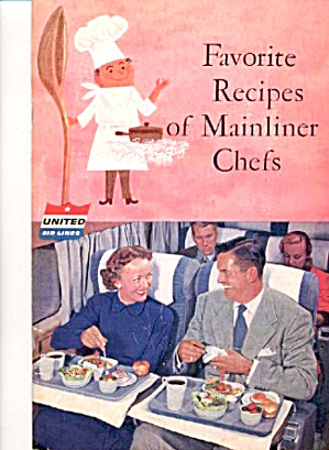 Favorite Recipes Of Mainliner Chefs