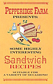 Some Highly Interesting Sandwich Recipes