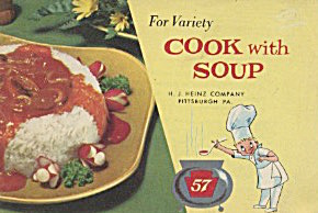 Cook With Soup For Variety
