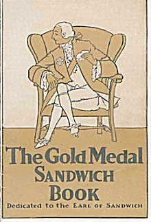 Gold Medal Sandwich Book (Image1)