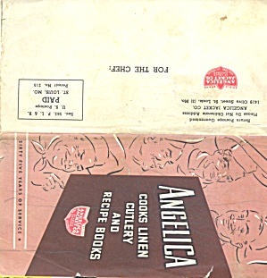 Angelica Cook's Linen, Cutlery, and Recipe Books. Sixty (Image1)