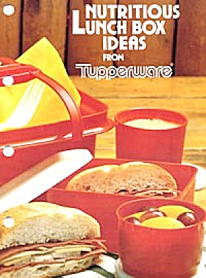 Nutritious Lunch Box Ideas From Tupperware